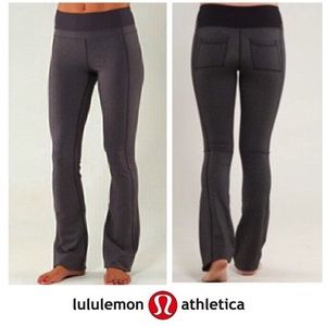 Lululemon Sequence Yoga Pants Size 8